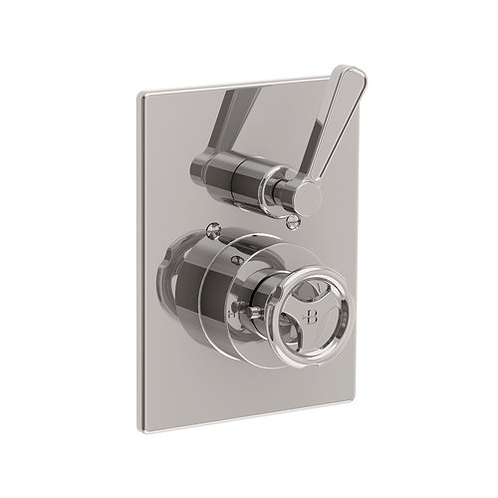 TT8706 Ten Ten Thermostatic Concealed Single Outlet Shower Valve