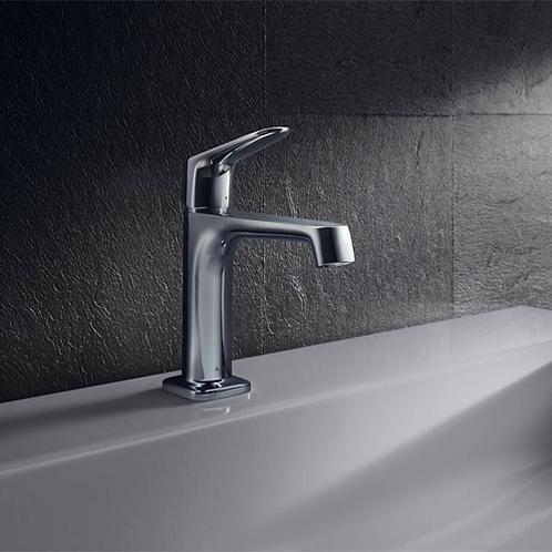 Axor Citterio M Single Lever Basin Mixer 100 With PUW