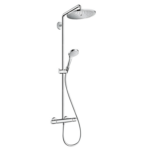 Croma Select S Showerpipe 280 1jet with thermostat