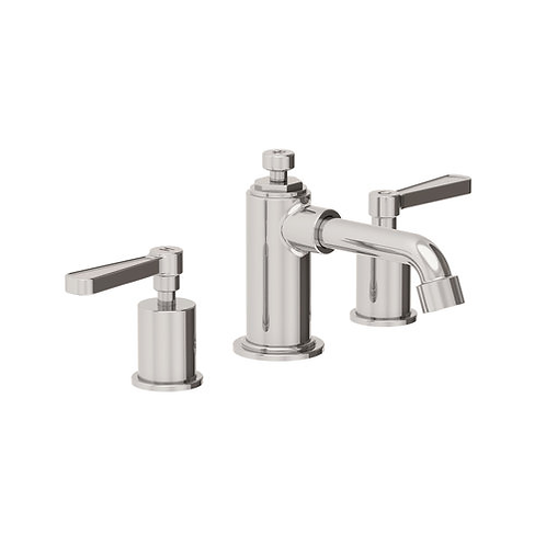 Ten Ten Lever Three Hole Basin Mixer With Pop Up Waste