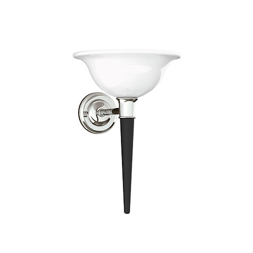Lefroy Brooks Classic Torch Wall Lamp