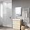 Thumbnail: Crosswater Seattle Towel Warmer 500 x 1185mm