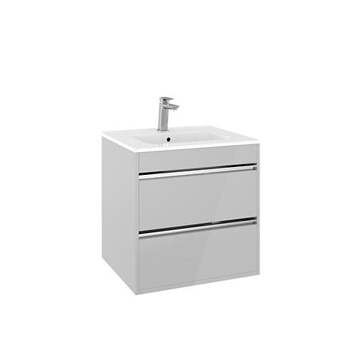 Crosswater Kai 50cm Vanity Unit & Basin