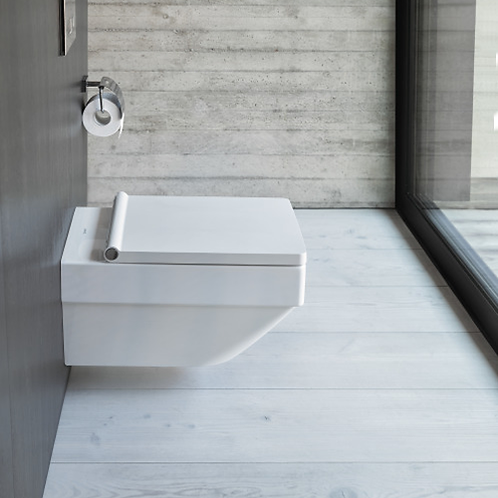Vero Air Rimless® Wall mounted Toilet