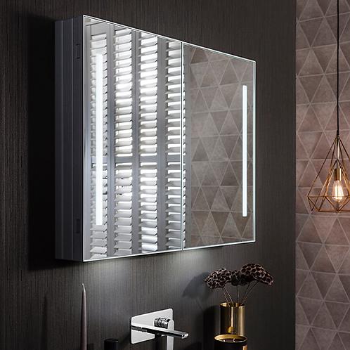 Allure 900 Mirrored Cabinet