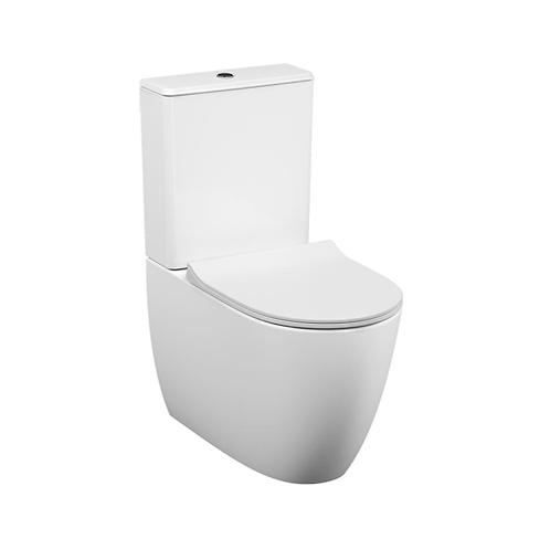 Sento Closed Coupled Toilet Rim-ex