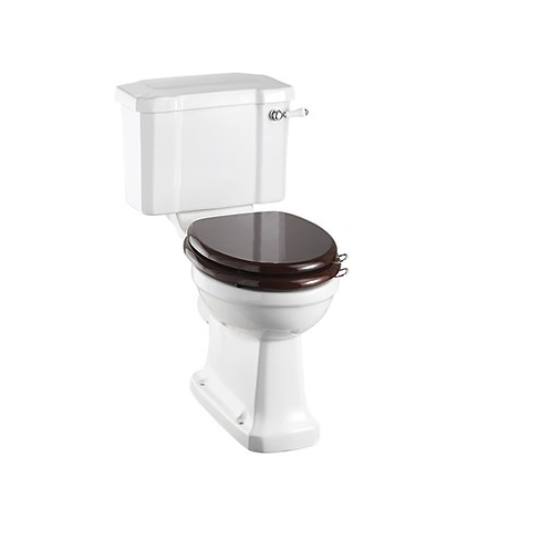 Burlington Close Coupled WC With 440 Lever Cistern