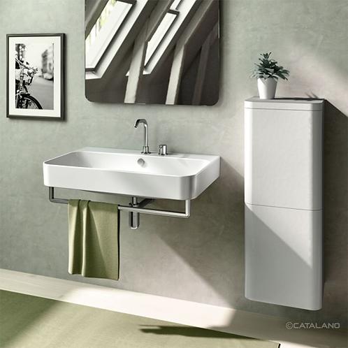 Green 80x50 Washbasin