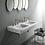 Thumbnail: Classic 125x54 Washbasin