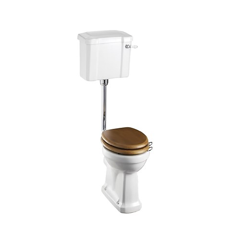 Low Level WC With 440 Lever Cistern