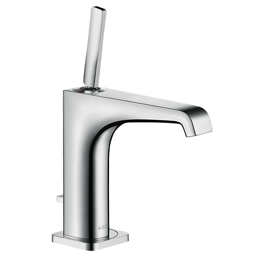 Axor Citterio E Single lever basin mixer 130 with pin handle and PUW