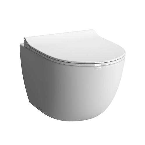 Sento Compact Wall Hung Toilet Rim-ex