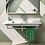 Thumbnail: Green Up 120x52 Washbasin
