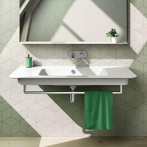 Green Up 120x52 Washbasin