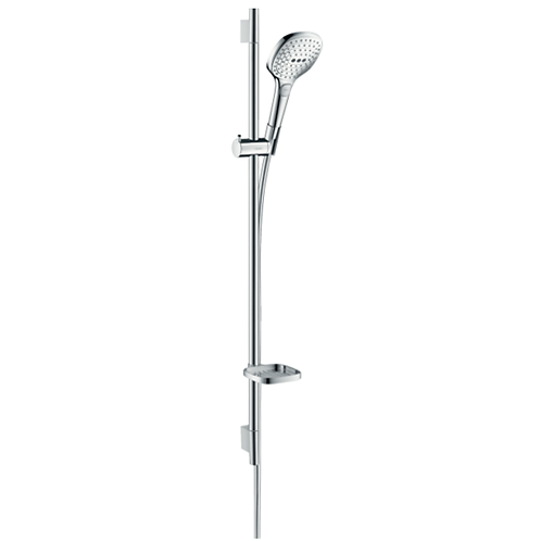 Raindance Select E Shower set 120 3jet with shower bar 90cm