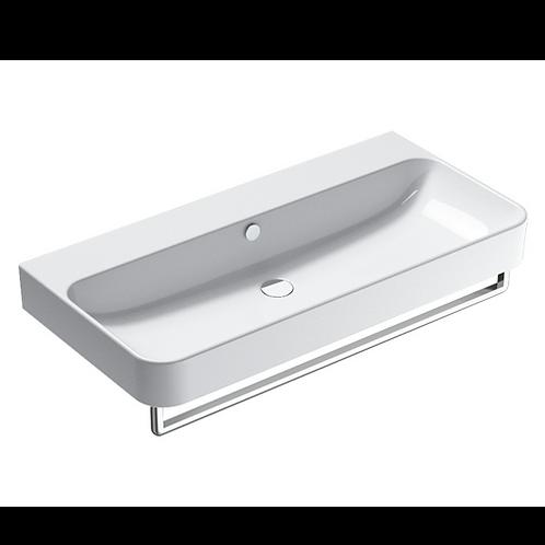 Green 100x50 Washbasin