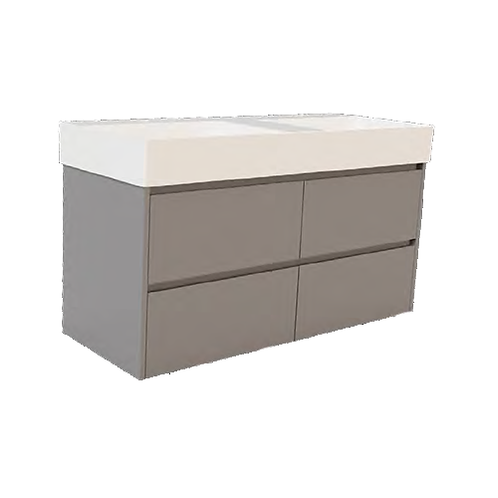 Kube X Design 120 4 Drawer Unit