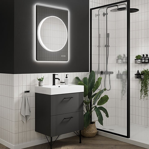Frontier LED Illuminated Mirror