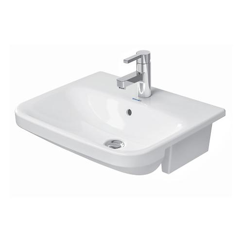 Duravit DuraStyle Semi-recessed washbasin
