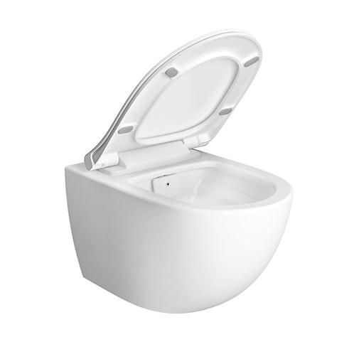 Vitra Sento Aquacare Wall Hung Toilet Rim-ex