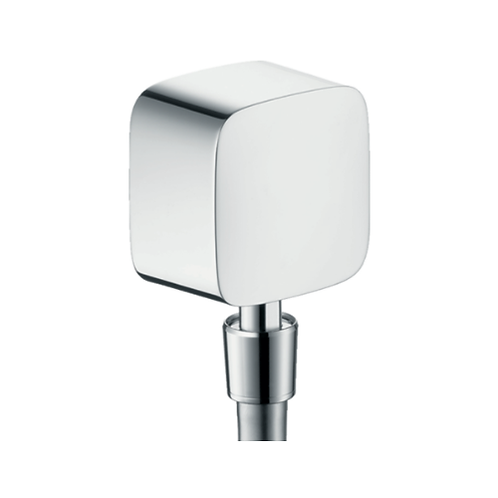 FixFit Wall outlet with non-return valve and pivot joint