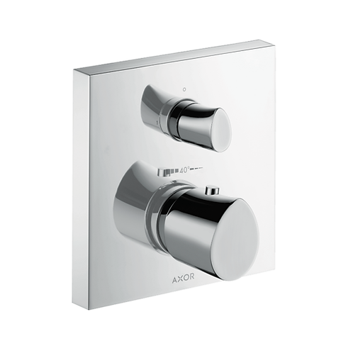 Axor Organic Thermostatic Concealed Shower Valve For 1 Outlets