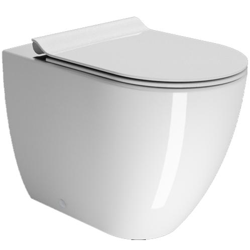 GS8814 Pura Floor Standing Toilet