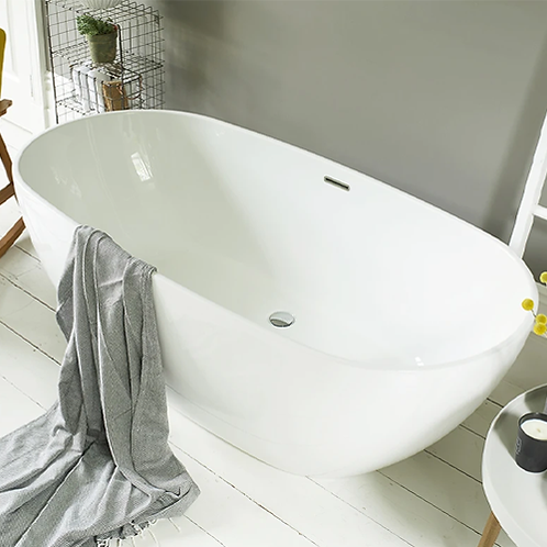 Brook² Freestanding Bath