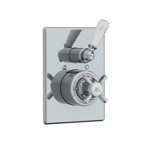 Lefroy Brooks Godolphin Concealed Thermostatic Valve