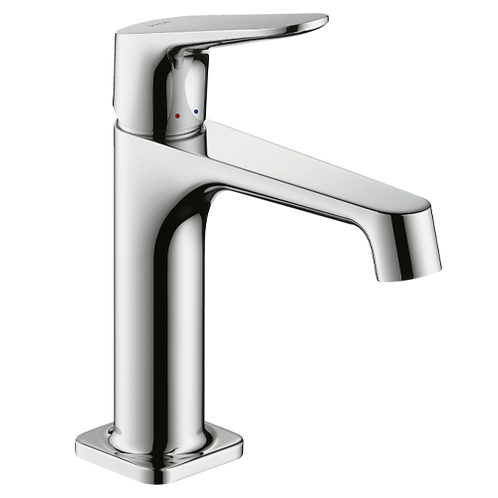 Axor Citterio M Single Lever Basin Mixer 100 With Waste Set