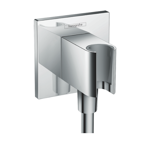 FixFit Wall outlet E with shower holder