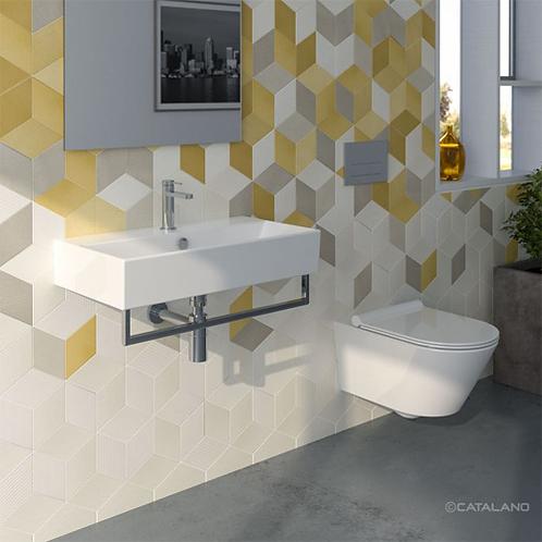 Catalano Premium 70x37 Washbasin