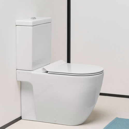 GSI Pura Close Coupled Toilet