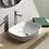 Thumbnail: 150AGRLX00 Green Lux 50x38 Washbasin
