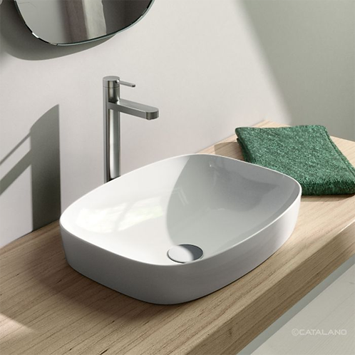 150AGRLX00 Green Lux 50x38 Washbasin