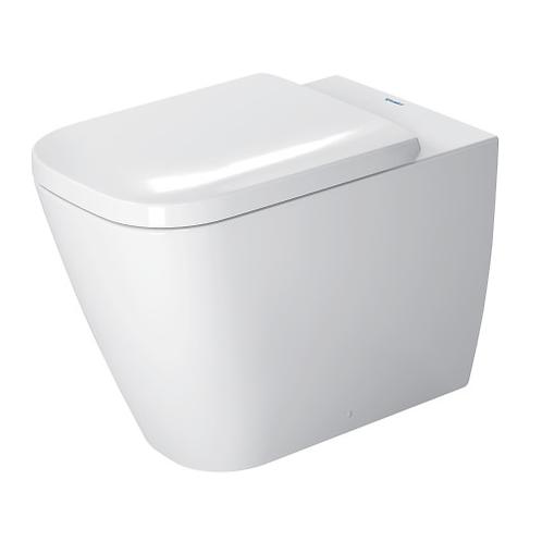 Duravit Happy D.2 Floor Standing Toilet
