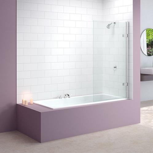 Hinged Square Bath Screen