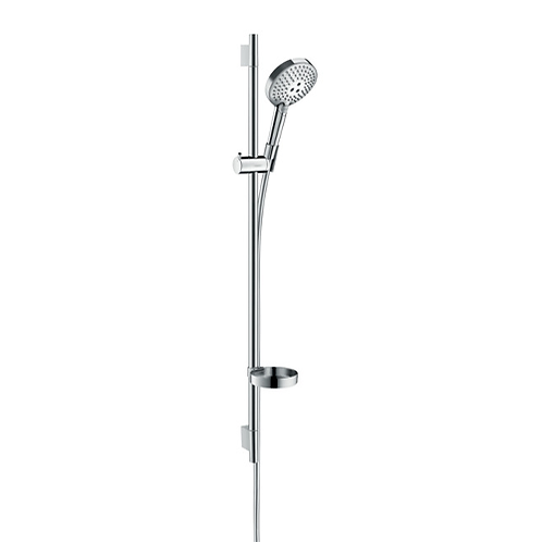Hansgrohe Raindance Select S Shower set 120 3jet PowderRain with shower bar 90cm