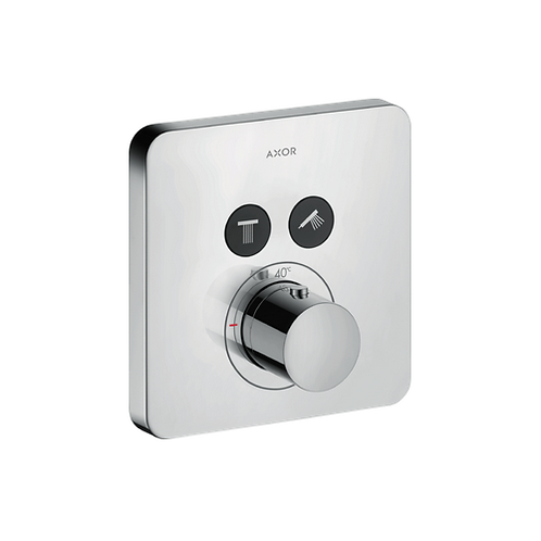 Axor ShowerSelect Valve Softcube 2 Outlet