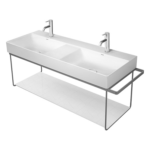 DuraSquare Wall Mounted Metal Console For #235312