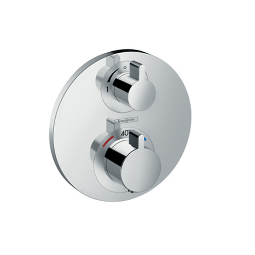 Hansgrohe Ecostat S Thermostat For 2 Outlets