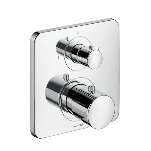 Axor Citterio M Thermostatic Concealed Shower Valve For 2 Outlet