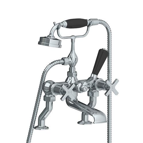 MH1100 Mackintosh Deck Mounted Bath Shower Mixer