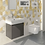Thumbnail: 155VP00 Premium 55x37 Washbasin