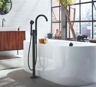 Axor One Floor Standing Bath Tap