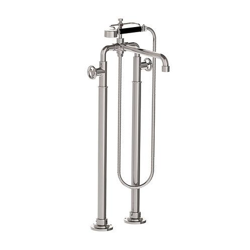 TH1044 Ten Ten Handwheel Bath Shower Mixer With Standpipes