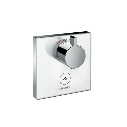 ShowerSelect Glass Thermostat HighFlow For Multiple Outlets