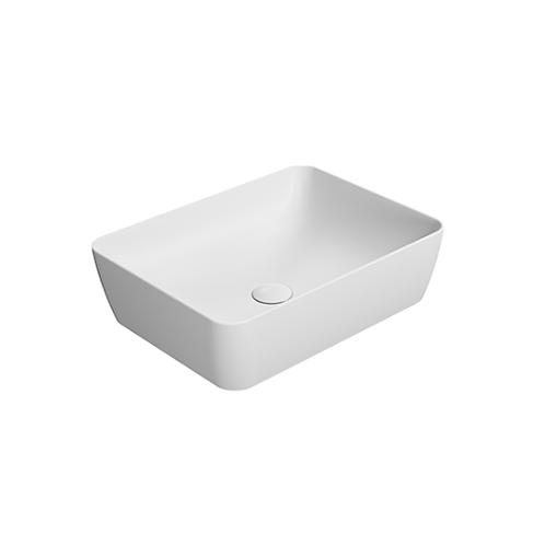GS9037 Sand 50x38 Countertop Washbasin