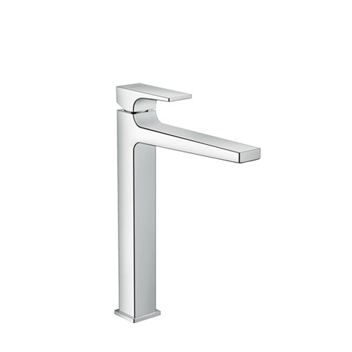 Hansgrohe Metropol Single lever basin mixer 260 with push open waste