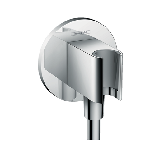 Hansgrohe FixFit Wall outlet S with shower holder